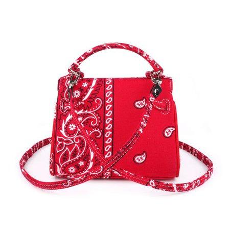 READYMADE BANDANA MONSTER BAG / ASSORT(RED)