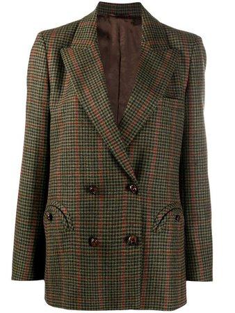 Blazé Milano double-breasted wool blazer - FARFETCH