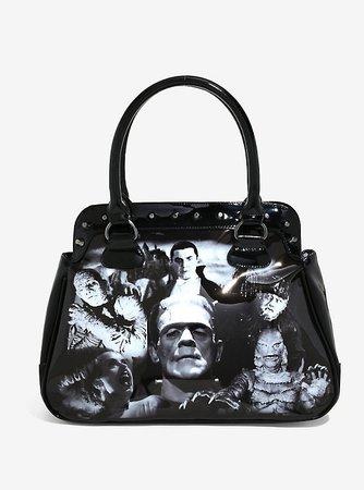 Rock Rebel Universal Monsters Tote Bag