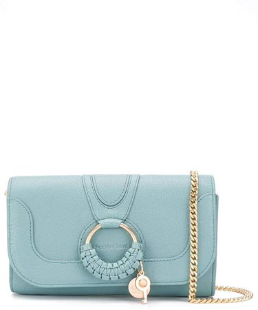 Hana chain cross body bag