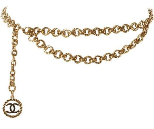 gold belt accessories