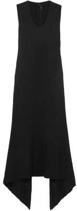 Reid Crepe Midi Dress