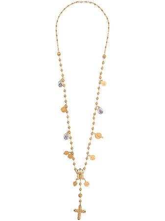 Dolce & Gabbana Collana Con Ciondolo Holy - Farfetch