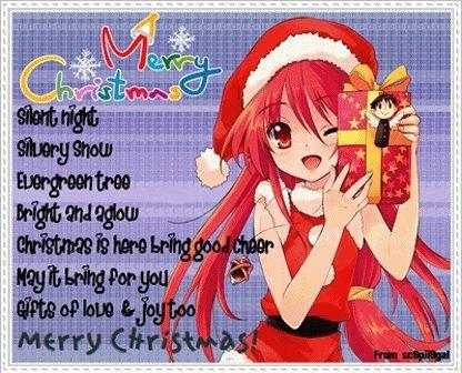 Christmas Quote ... | Anime Amino