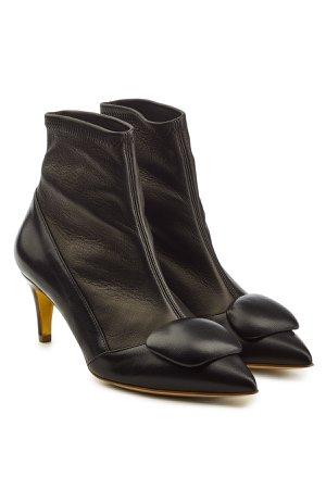 Naner Leather Boots Gr. IT 41