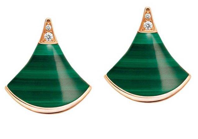 bulgarie earrings