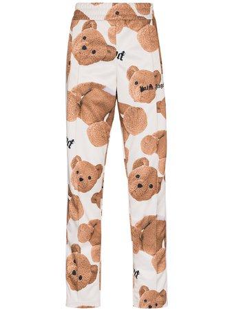 Palm Angels x Browns 50 Bear Track Pants - Farfetch