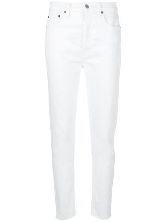 RE/DONE Classic Skinny Jeans - Farfetch