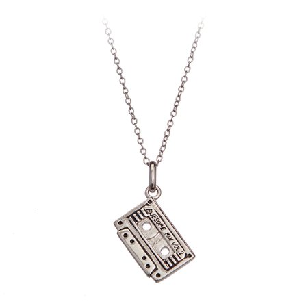 Guardians of the Galaxy Mix Tape Necklace - RockLove | shopDisney