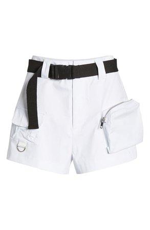 I.AM.GIA Edam Shorts  white