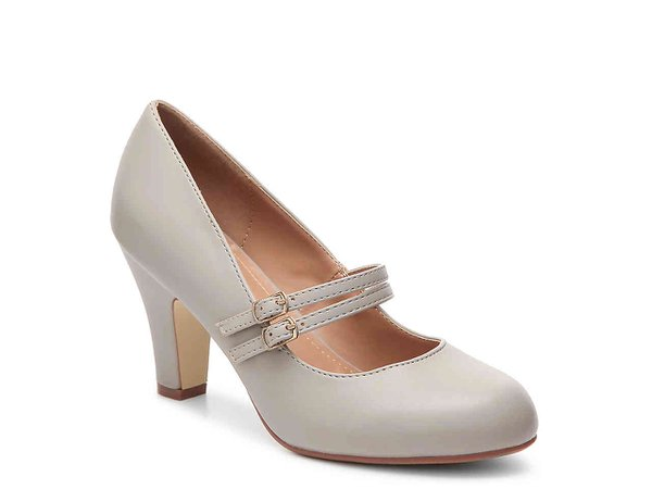 Journee Collection Windy Pump Women's Shoes | DSW