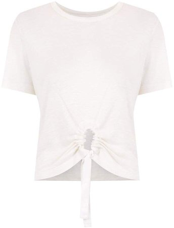 Nk Collection knot t-shirt