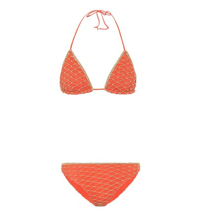 Triangle Bikini - Missoni Mare | Mytheresa