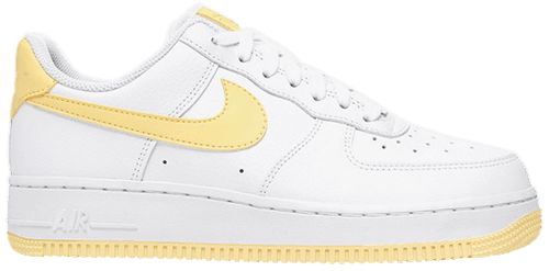 Wmns Air Force 1 Low '07 'Bicycle Yellow' - Nike - AH0287 106 | GOAT
