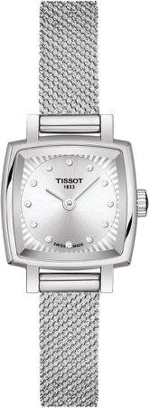 Lovely Square Diamond Bracelet Watch, 20mm