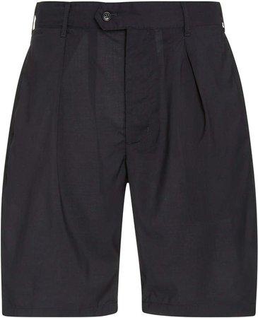 Sunset Cotton-Twill Shorts
