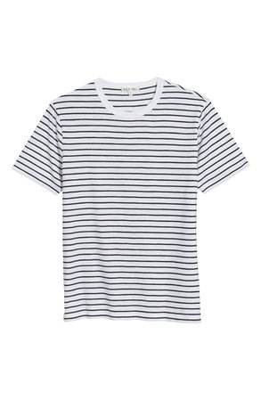 Alex Mill Stripe Slub T-Shirt | Nordstrom