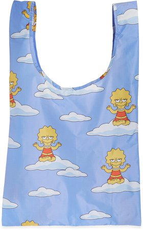 The Simpsons Standard Ripstop Nylon Tote