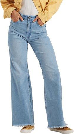 Wide Range Wide Leg Jeans
