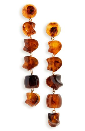 Cult Gaia Leo Drop Earrings | Nordstrom