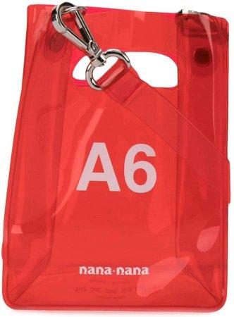 Nana-Nana mini A6 tote bag