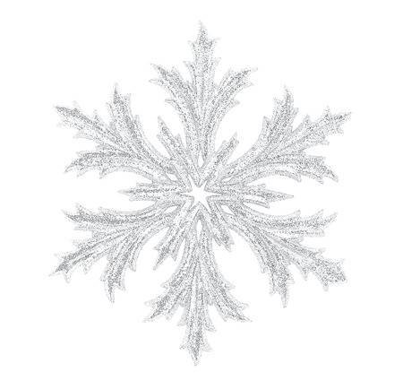 Studio Close-up Of A Bright Blue Snowflake Ornament On White.. Stock Photo, Picture And Royalty Free Image. Image 49900795.