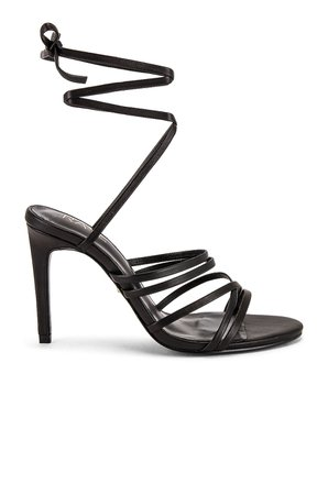 RAYE Temple Heel in Black | REVOLVE