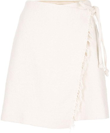 Delaney wrap style skirt