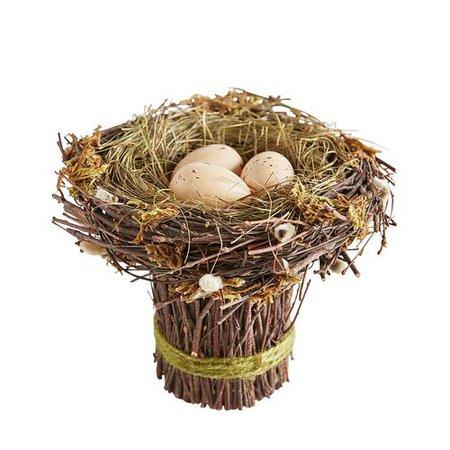 Natural Easter Eggs Nests   Pier 1