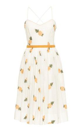 Lena Hoschek Carmen Cotton Summer Dress