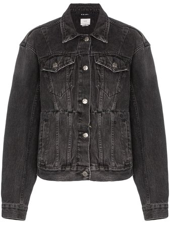 Ksubi X Kendall Jenner Classic Denim Jacket Ss20 | Farfetch.com