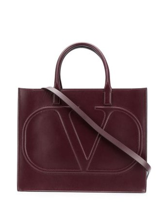 Valentino Garavani VLOGO Walk Tote Bag - Farfetch