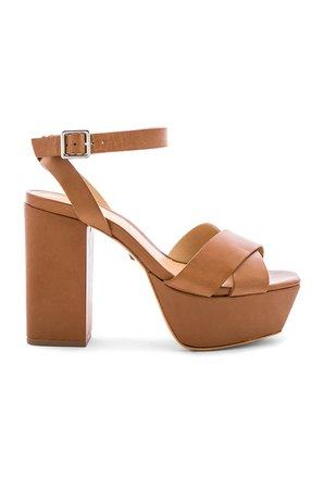 Saphire Platform Sandal
