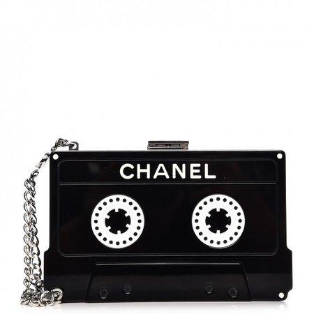 Chanel cassette clutch