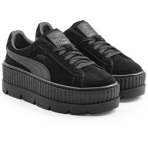 FENTY Puma by Rihanna The Cleated Creeper Sneakers with Suede - PNG