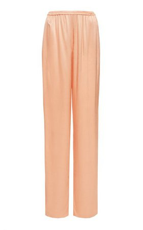 Satin Wide-Leg Pants By Lapointe | Moda Operandi