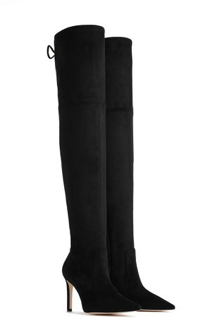 The Overtime Over the Knee Boot