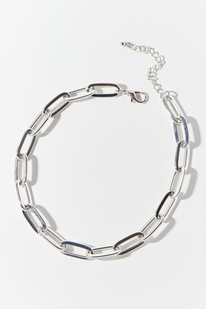 Kel Statement Chain Necklace | Urban Outfitters