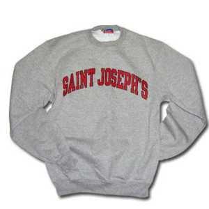 Saint Joseph's Crewneck Sweatshirt - sjuhawks.com - Official Team Store -