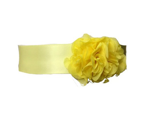 Yellow Flower Belt