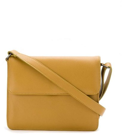Mara Mac leather shoulder strap