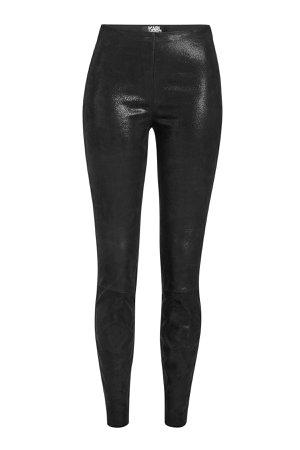 Leather Leggings Gr. IT 42