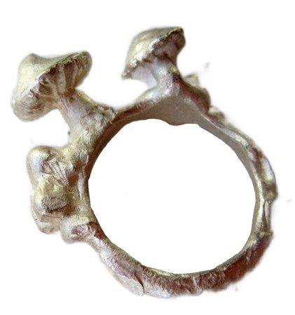 Kochiokada Mushroom Ring