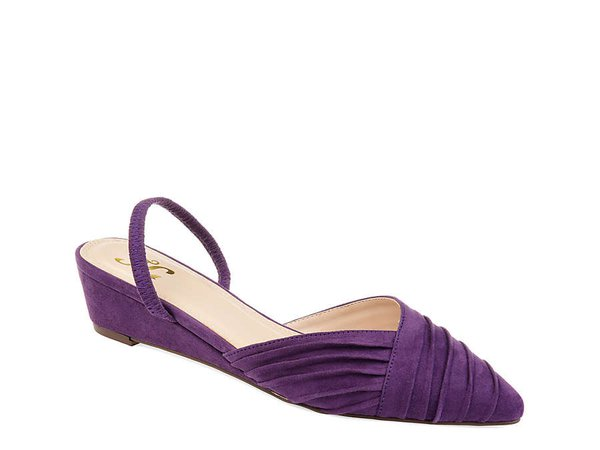 Journee Collection Kato Wedge Pump Women's Shoes | DSW