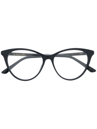Dior Eyewear Montaigne 57 Glasses Continuity | Farfetch.Com
