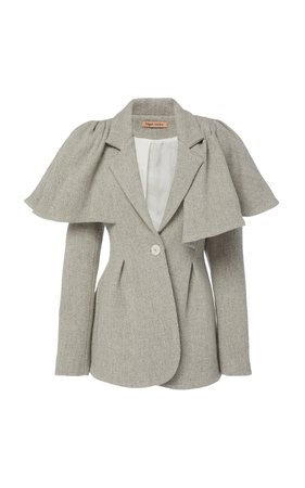 Count Your Blessings Short Sleeve Jacket by Maggie Marilyn | Moda Operandi