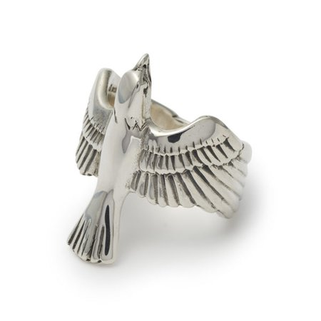 Soaring Eagle Ring – The Great Frog