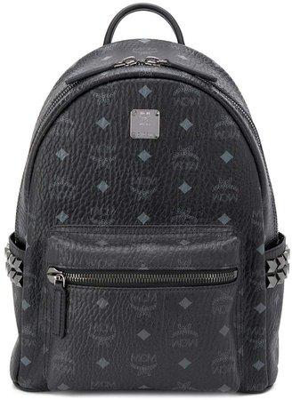 Stark logo print backpack