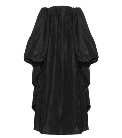 Valentino - Robe longue en soie | Mytheresa