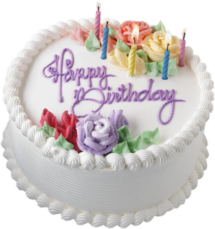 Birthday Cake (PSD) | Official PSDs